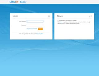 supplier.starcite.com screenshot