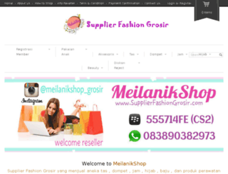 supplierfashiongrosir.com screenshot