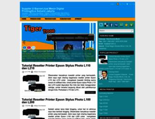 supplierxbanner.blogspot.com screenshot