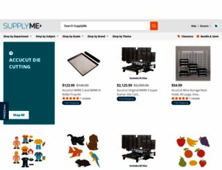 supplyme.com screenshot