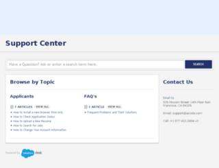 support.accolo.com screenshot