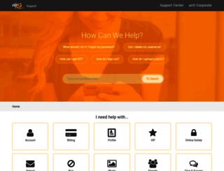 support.airg.com screenshot