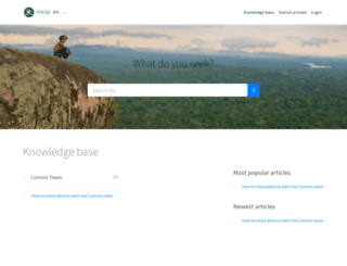 support.amazonwatch.org screenshot