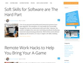 support.chatwee.com screenshot
