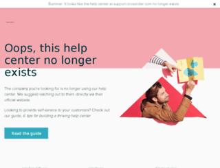 support.crossrider.com screenshot