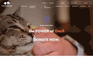 support.ddfl.org screenshot