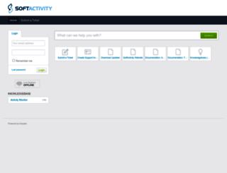 support.deep-software.com screenshot