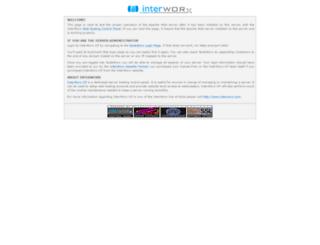 support.dension.com screenshot