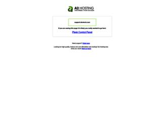 support.dentech.com screenshot