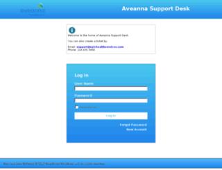 support.epichealthservices.com screenshot