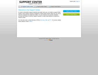 support.fblotto.com screenshot