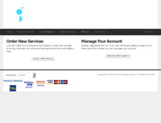 support.grammik.com screenshot