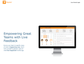 support.hummsystems.com screenshot