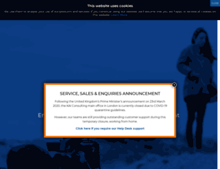 support.kaiuk.co.uk screenshot