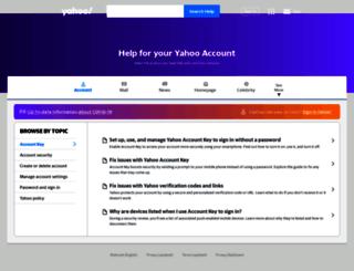 support.maktoob.com screenshot