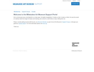 support.mam.org screenshot