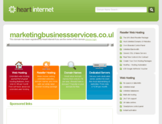 support.marketingbusinessservices.co.uk screenshot