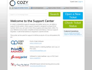 support.printmyaadhaar.com screenshot