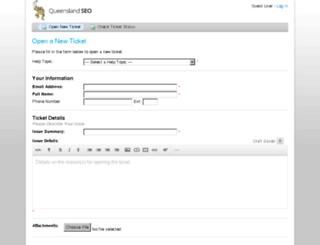 support.queensland-seo.com.au screenshot