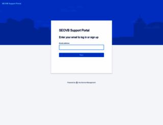 support.seovb.com screenshot