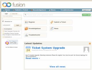 support.template-guide.com screenshot