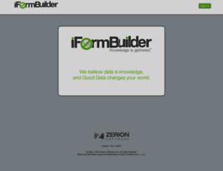 support19.iformbuilder.com screenshot