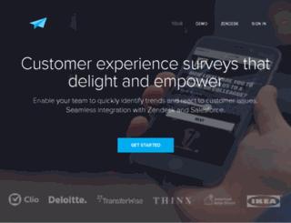 supportdev.surveypal.com screenshot