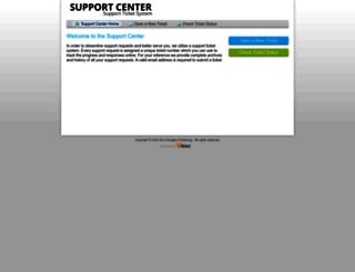 supportforcustomers.com screenshot