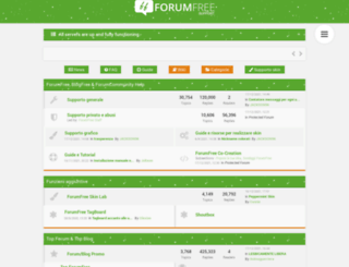 supporto.forumfree.net screenshot