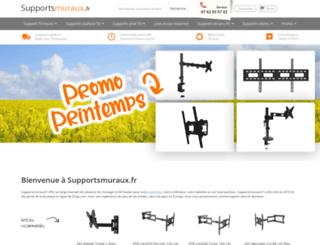 supportsmuraux.fr screenshot