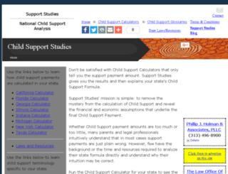 supportstudies.com screenshot