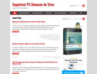 suppr.removepcvirusthreats.com screenshot
