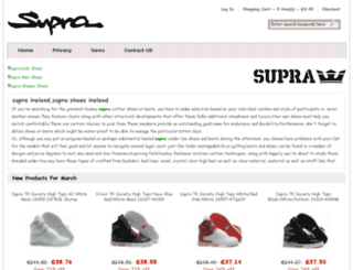 supraireland.com screenshot