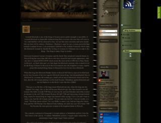 supranatural999.blogspot.com screenshot