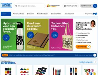 supremerelatiegeschenken.nl screenshot
