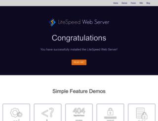 supremohosting.com screenshot