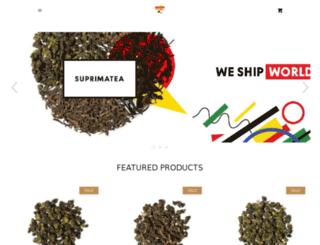 suprimatea.com screenshot