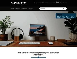 suprimatic.com.br screenshot