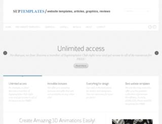 suptemplates.com screenshot