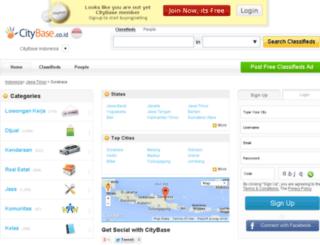 surabaya.citybase.co.id screenshot