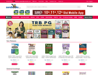 surabooks.com screenshot