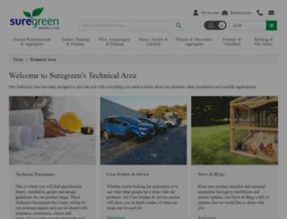 sure-ground.com screenshot