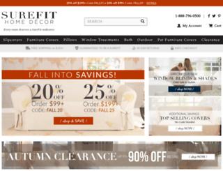 surefit.net screenshot
