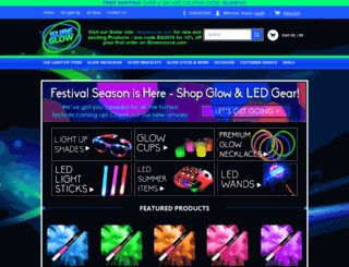 sureglow.com screenshot
