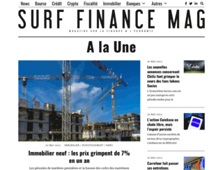 surf-finance.com screenshot