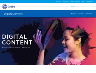 surf.globe.com.ph screenshot
