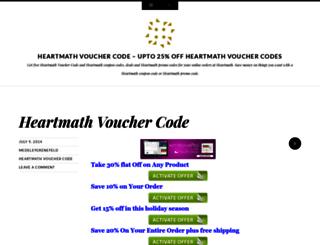 surf.heartmathvouchercode.wordpress.com screenshot
