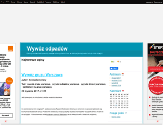 surf.twoksokontenery.blogi.pl screenshot