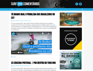 surf100comentarios.com.br screenshot