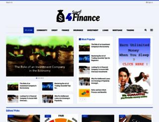 surf4finance.com screenshot